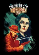 Burial at Sea - BioShock Infinite - This Burial at Sea print is part of the official BioShock Infinite art collection. This limited-edition original digital art giclee is signed by BioShock's creator and one of the founders of Irrational Games, Ken Levine. Burial at Sea is the first expansion for the game BioShock Infinite and takes the player back to where the BioShock series began, the underwater city of Rapture