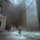 Dust Storm Coming - Dishonored 2 - Dust Storm Coming - Dishonored 2 is official concept artwork used by Arkane Studios for Dishonored 2. This limited edition Certified Art Giclee™ print is part of the official Dishonored 2 fine art collection by Cook & Becker and Bethesda Softworks. The print is hand-numbered and comes with a Certificate of Authenticity signed by the artist, Piotr Jablonski.