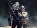 Geralt and Ciri - Witcher 3 - Geralt and Ciri is one the so-called key artworks for The Witcher 3 and shows both of our heroes in a heroic composition. This image is an official artwork for The Witcher 3: Wild Hunt, the video game created by CD PROJEKT RED. The artist that made this image is Bartłomiej Gaweł. This limited edition Certified Art Giclee™ print is part of the official The Witcher fine art collection by Cook & Becker and CD PROJEKT RED. The print is hand-numbered and comes with a Certificate of Authenticity signed by the artist.
