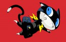 Morgana - Morgana is officiële concept art voor de Japanse role-playing video game Persona 5, gemaakt door studio Atlus uit Tokio.