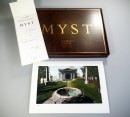 Myst. Limited Edition Art Print Box Set - This beautiful limited edition Myst art print box features 5 fine art quality giclee prints from original Myst game art. The box and prints come with a hand-signed Certificate of Authenticity from Myst\'s co-creator Rand Miller.