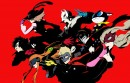 Phantom Thieves - Persona 5 - Phantom Thieves is official concept artwork for Japanese role-playing video game Persona 5, made by Japanese studio Atlus. This limited edition Certified Art Giclee print is part of the official Persona 5 fine art collection by Cook & Becker, and Atlus. The print is hand-numbered and comes with a Certificate of Authenticity.