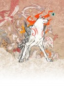 Seeking the Celestial Brush Gods - Okami - Seeking the Celestial Brush Gods is a limited-edition fine art print from the official Capcom Okami art collection. This Okami print is made from original Okami concept art. The print is hand-numbered, stamped with the Clover Studio logo and embossed with the Capcom logo.\n
