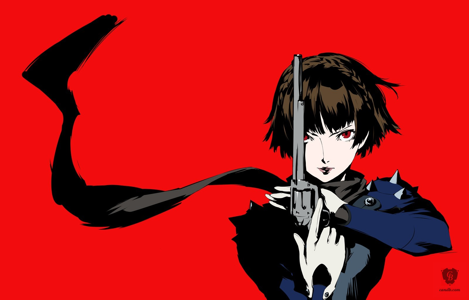 Artwork Makoto - Persona 5 Atlus