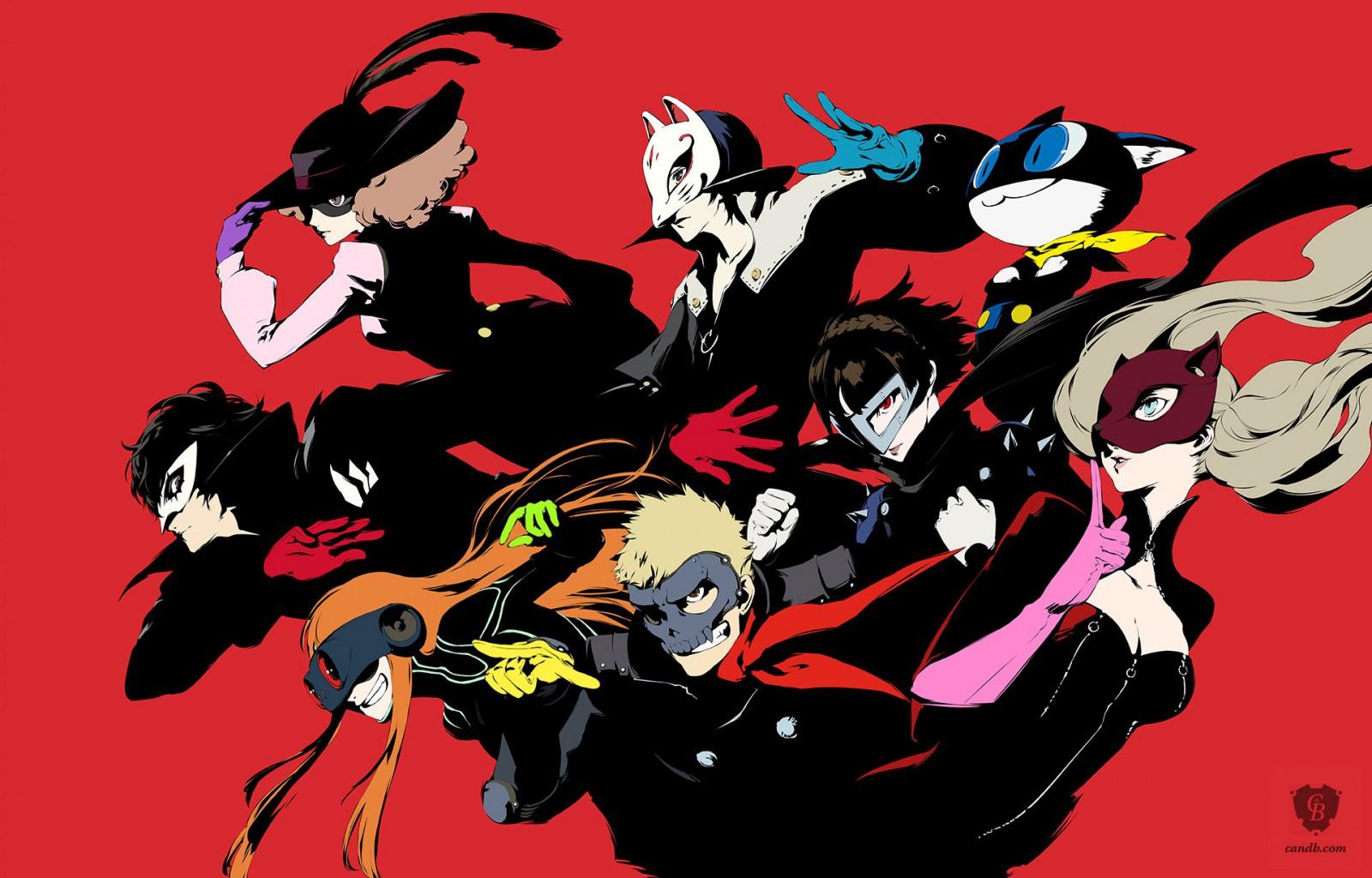 Persona 5 - All Persona Catalysts & Awakenings | Persona 5, Persona, Anime