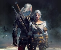 Geralt and Ciri - Witcher 3