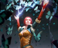 Triss: Butterfly Spell - Witcher 3