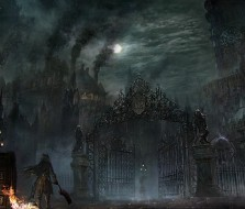 Cathedral Ward - Bloodborne