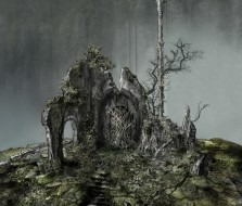 Crested Gate - Dark Souls