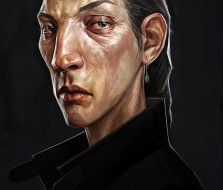 Female Thug Portrait 1 - Dishonored 2