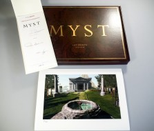 Myst. Limited Edition Art Print Box Set