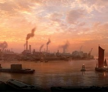River Thames Panorama - The Order: 1886