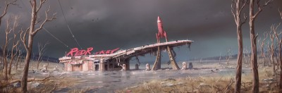 red rocketred rocket - fallout 4
