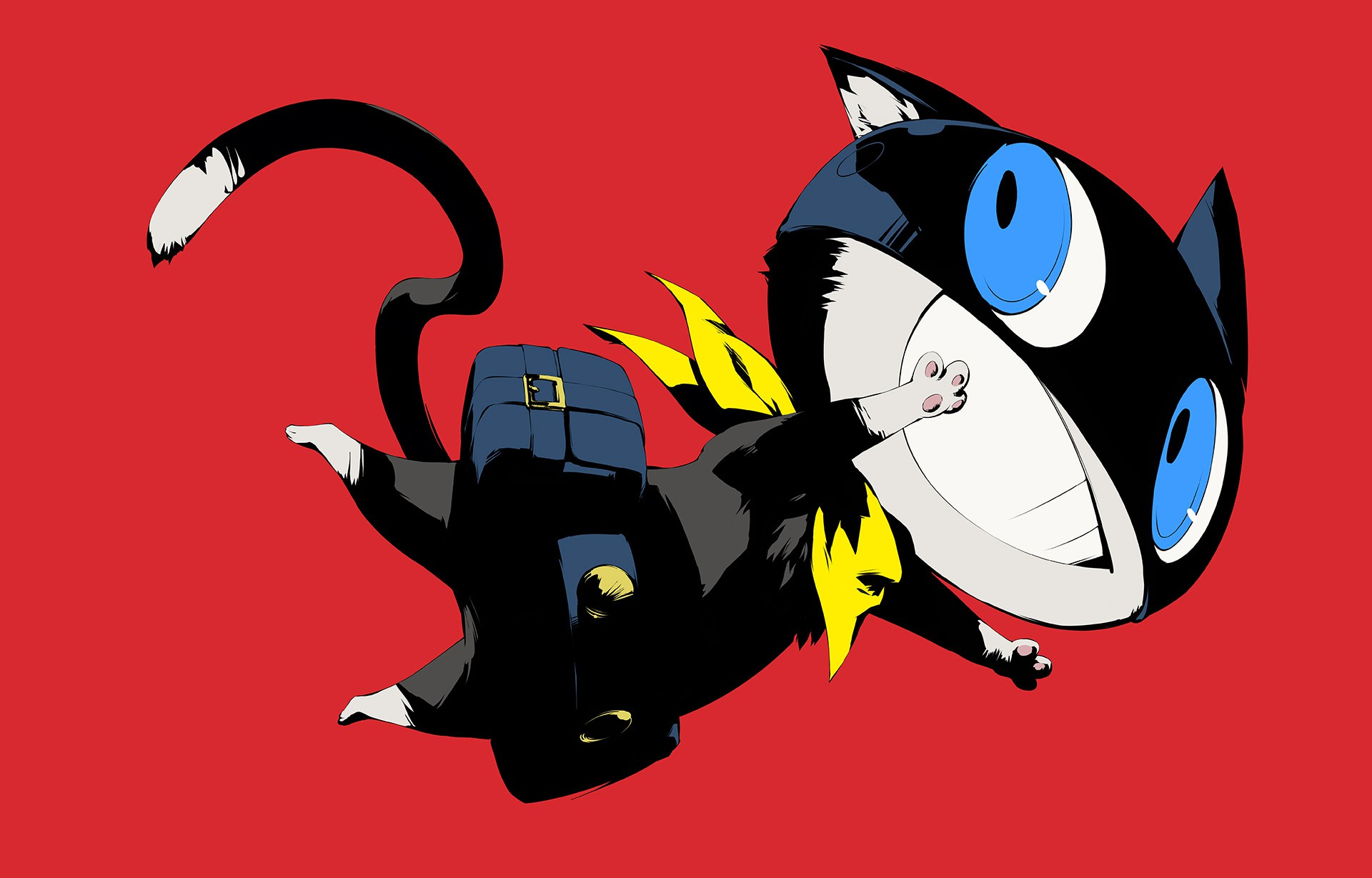 Morgana | Persona 5 | Atlus | horade jugar