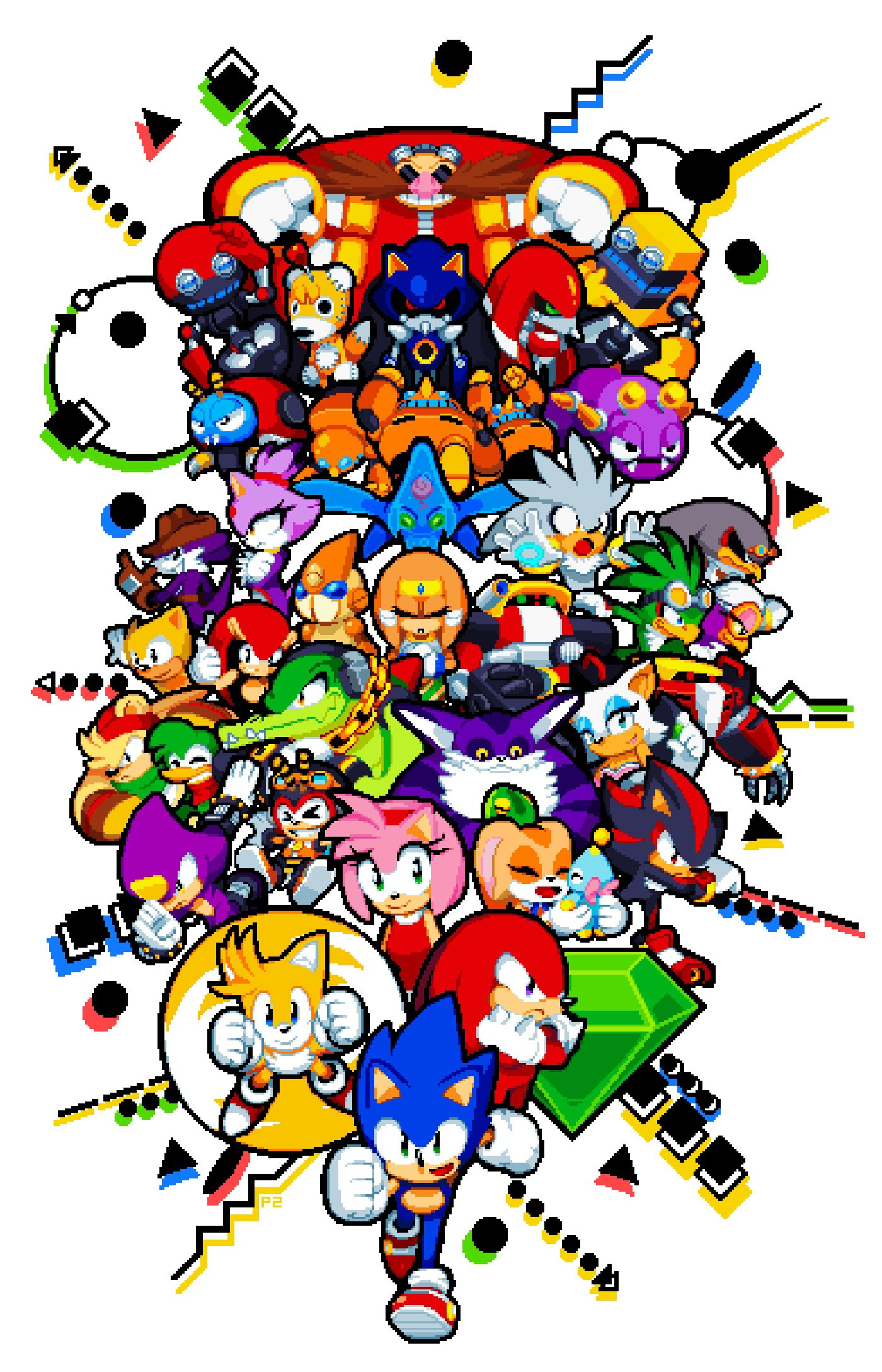 Artwork Sonic The Hedgehog Sonic The Hedgehog Sega Cook And Becker