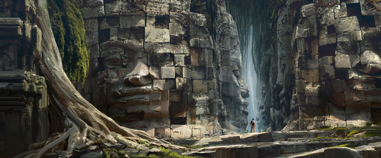 Artwork Undiscovered Uncharted 4 Naughty Dog Cook And Becker