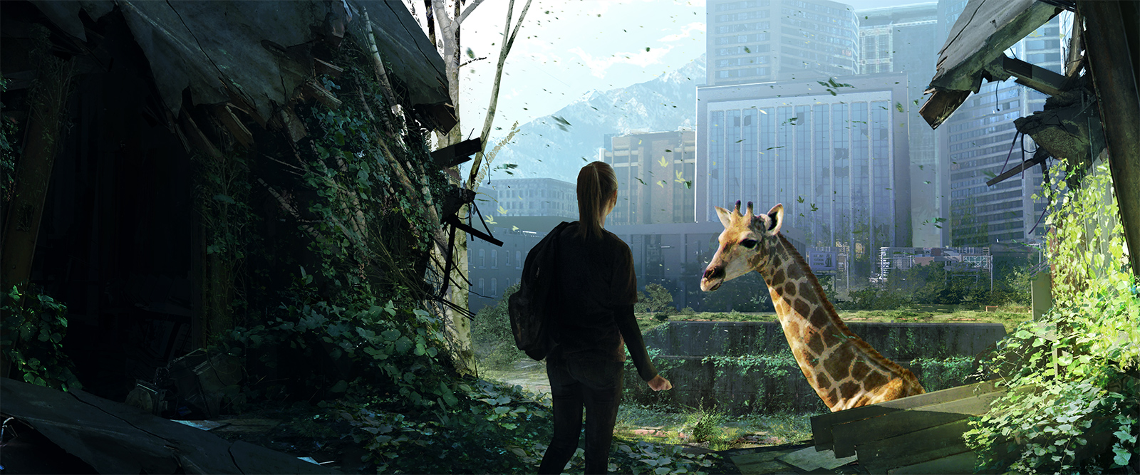 The Last Of Us Fine Art Print Collection Cook And Becker