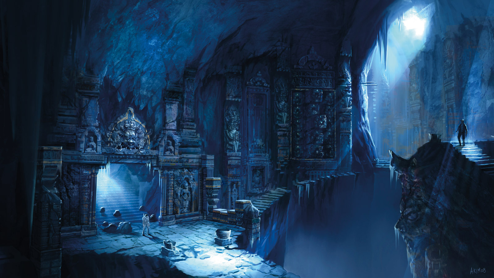 Northern Water Tribe Ice-temple-interior-uncharted_naughty-dog-clean