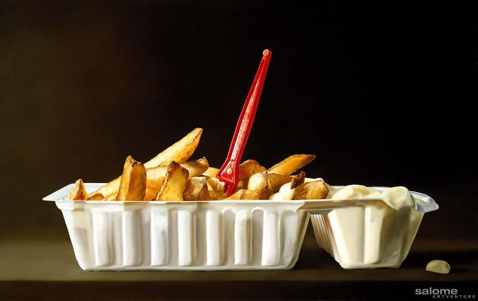 Paintings Of Food Of  S