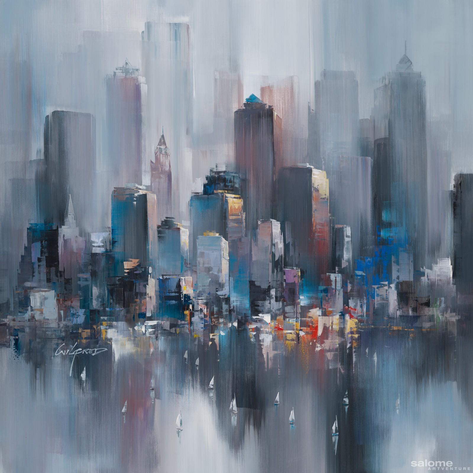 Kunstwerk New York Heights 0017 Wilfred Lang
